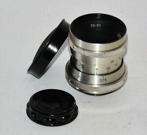 RUSSIAN-USSR-RO-51-2-8-20mm-lens-for-KIEV-16S-3-camera