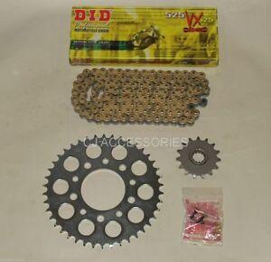 Honda CB500 1994-2003 42 T Tooth JT Silver Rear Sprocket Ideal Race Track Bike
