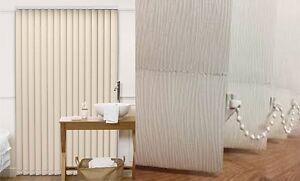 BLACKOUT-TENDE-verticali-Made-to-Measure-Lucca-Bianco-o-Crema-fino-a-300cms