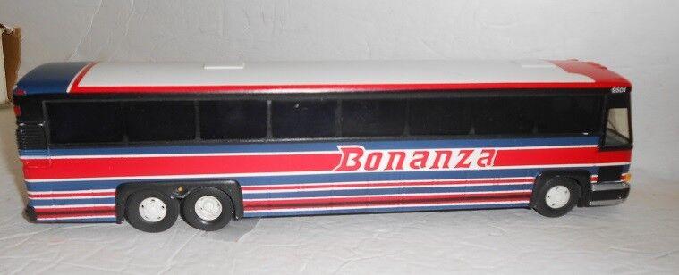 VERY RARE Corgi MCI Bonanza Bus Replica