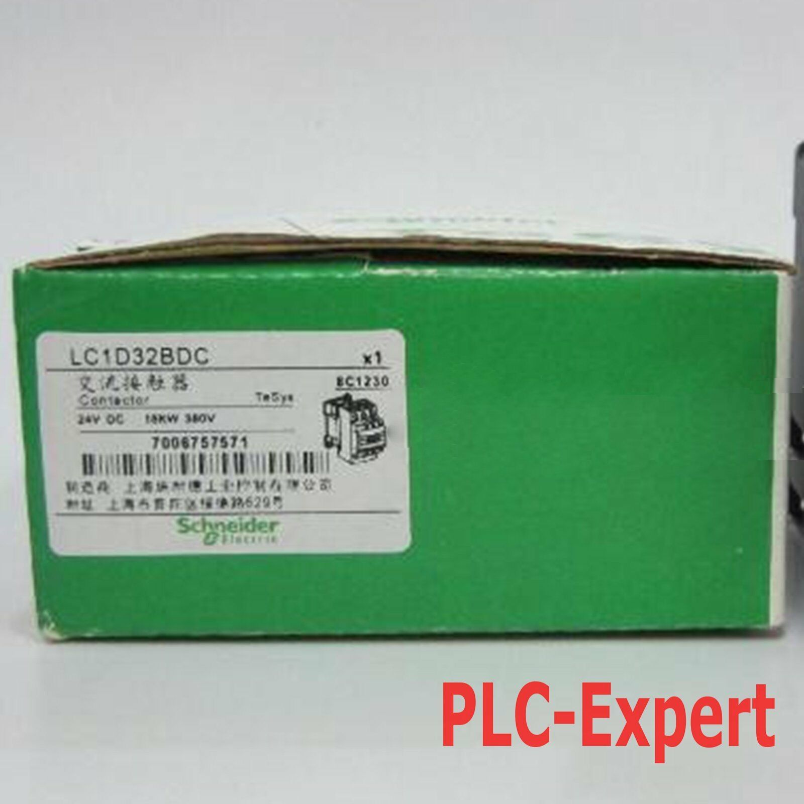 1PC NEW IN BOX Schneider Telemecanique Contactor LC1D32BDC Ship Today