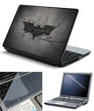 Psycho Art Broken Knight Laptop Accessories Combo 3in1 (Skin, Screen & KeyGuard)