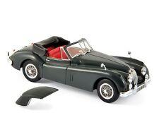 Norev Jaguar XK140 Cabriolet 1957 Darkgreen 1:43 270032