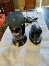 Lot Of 2 X Acto Pencil Sharpeners Models W 1730 And W 19505 Electric