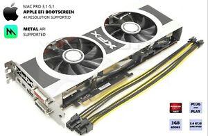 XFX HD 7950 3GB Upgrade for 1,1-5,1 Apple MAC PRO 4K, METAL