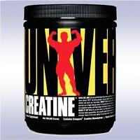 Universal Nutrition Micronized Creatine (500 G) Monohydrate Powder Creapure Un