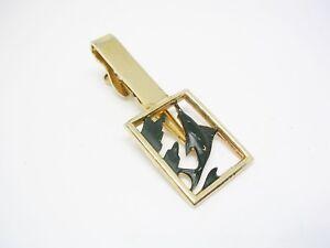 Vintage-Tie-Clip-Sailfish-Tie-Bar-Sport-Fisher-Gift-SWANK-Tie-Clasp