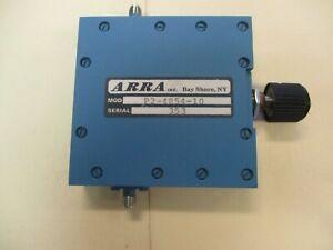 Arra-P2-4854-10-Attenuator