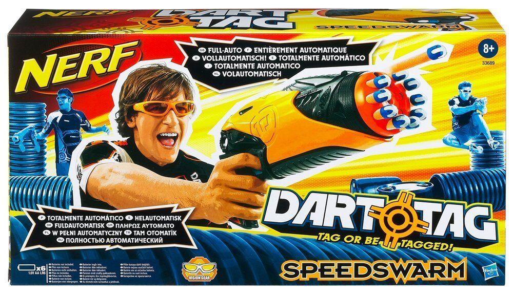 Compra calidad 100% autentica Nueva Marca Nerf N-strike Speedswarm Dart Blaster Blaster Blaster  descuento de ventas