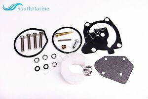 Details about Boat Motor Carburetor Repair Kit 66T-W0093-00-00 for Yamaha  40HP Outboard E40X