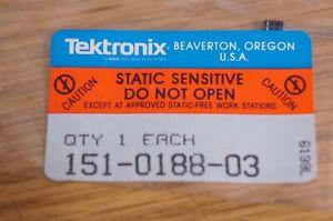 Tektronix 151-09XX-XX Loc 151-104X-XX  Transistors BB19-06-01A