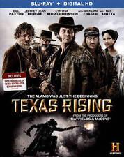 Texas Rising [Blu-ray + Digital], New DVDs