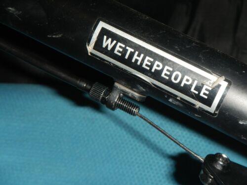 Brake cable mount adjuster screw WTP WeThePeople Salt Eclat Fit Bike BMX Race GT