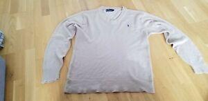 wholesale dealer 3f755 e5438 Details zu Polo Ralph Lauren Langarmshirt Sweatshirt Shirt Pulli Pullover  Herren M L muscle