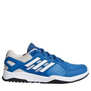 8f8e40ef62b8a Image is loading Adidas-Mens-Duramo-8-Trainers-Fitness-Shoes-Blue