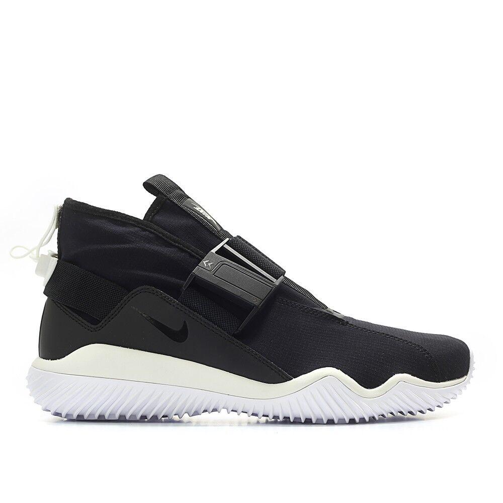 Nike hombre komyuter PMR negro / Summit Blanco zapatos Athletic zapatos Blanco MSRP 150 7fe237