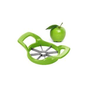 Apple WEDGER Slicer Cutter CAROTATORE DIVISORE Pelatrice FRUTTA PERA IN ACCIAIO INOX  </span>