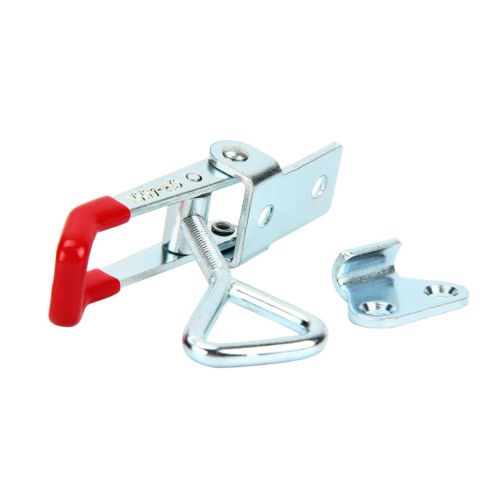 Adjustable Quick Toggle Clamp Clip  Holding Metal Latch Catch US