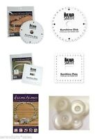 Kumihimo Supplies U Pick Item: Round Disc / Square Disk Plate, Bobbins, Booklet