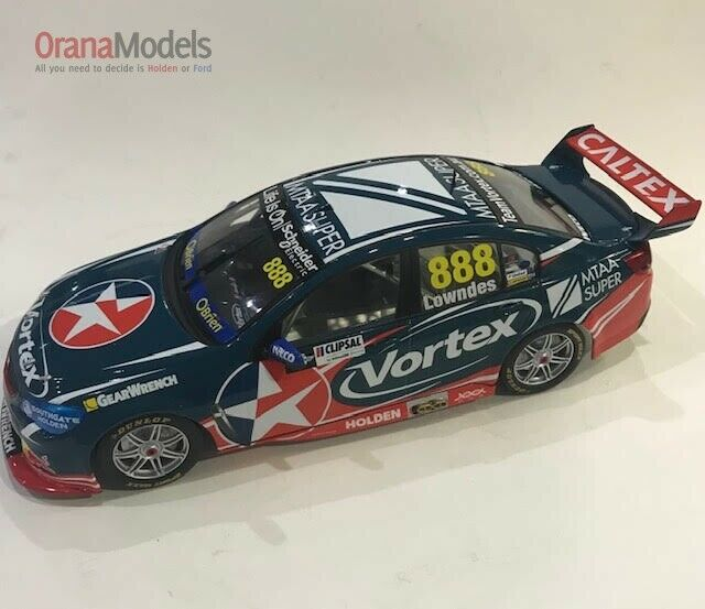 Holden VF Commodore Lowndes #888 Record Breaker * 18610
