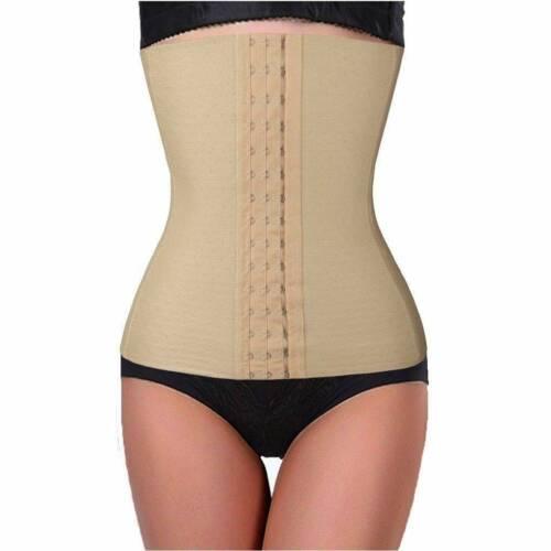 Damen Taillentrainer Korsett Corsage Mieder Shaper Taillenformer Bauchweg Gürtel