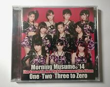 Morning Musume '14 NYC Commemorative Album (Sealed/Rare)