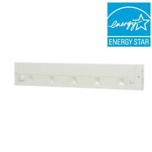 Juno 18 in. White LED Dimmable, Linkable Under Cabinet ...