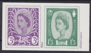 United-Kingdom-MH-65-A-II-Stamp-Booklet-Booklet-Mint-MNH