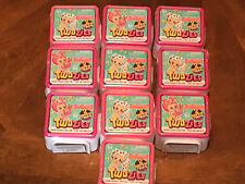(10) Twozies 2 pack blind bag!!!limited edition -season 1- maker of shopkins