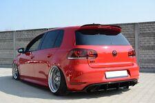 Dachspoiler Ansatz VW Golf 6 MK6 GTI Heckspoiler Spoiler Verlängerung R420 GTD