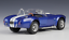 Welly-1-24-1965-Shelby-Cobra-427-SC-Diecast-Model-Racing-Car-Blue-New-in-Box miniature 5