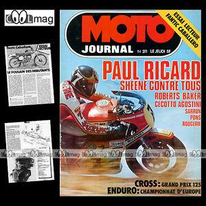 MOTO-JOURNAL-N-311-BARRY-SHEENE-GODIER-GENOUD-FANTIC-50-CABALLERO-MJ-200-039-77