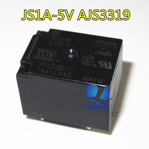 1PCS Nuevo Original JS1A-5V AJS3319 5VDC 10A Nuevo