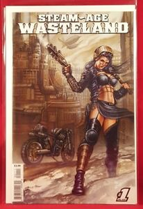 STEAM-AGE-WASTELAND-1-ONE-SHOT-ANTARCTIC-PRESS-COMICS-2018-ONLY-1500-MADE-NM