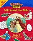Wild About the Bible Sticker and Activity Book by Zondervan (Paperback, 2016)