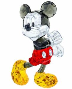 New-in-Box-325-SWAROVSKI-Crystal-Living-Disney-Mickey-Mouse-5135887-Rare