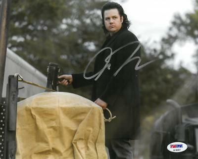 Movies Rational Josh Mcdermott Signed Walking Dead Autographed 8x10 Photo Psa/dna #ae45957 Autographs-original