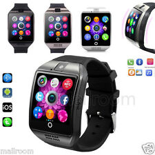 Bluetooth Smart Wrist Watch GSM SIM NFC Camera For Android Samsung IOS iPhone