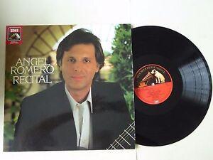 Angel-Romero-Recital-Vinyl-LP-EMI-Digital-ED-29-02511