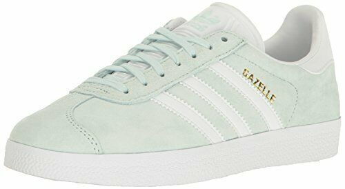 Adidas Originals Ice Mint White Gold Metallic Gazelle