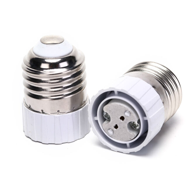 Light Accessories Lamp Holder Converter Socket Adapter LED Bulb Base E27 ToG4##