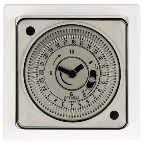 UNIVERSAL Socket Box Timer 24 Hour Timeswitch Time Switch 15 Minute Interval x 4