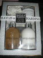 Baylis & Harding Englad Limited Edition Body Set