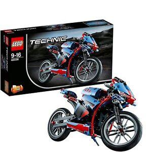Lego 42036 Technic Street Motorcycle - Bnib Retired
