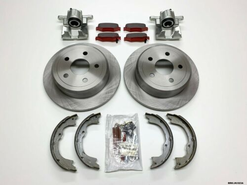 Rear Brakes Large Repair KIT Wrangler JK 2007-2018 BRK//JK//023A