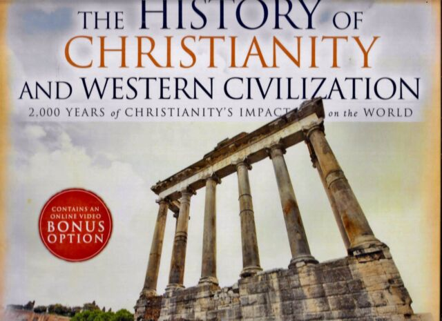 History of Christianity and Western Civilization Set The Church and the World