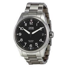 Oris Big Crown ProPilot Automatic Black Dial Stainless Steel Watch