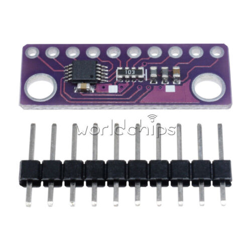 For Arduino ADS1115 Module 4 Channel 16 Bit I2C ADC With Pro Gain Amplifier