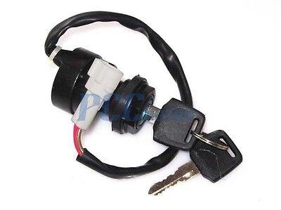 2 Wire Ignition Key Switch YFS200 Blaster 1998 99 00 01 02 03 04 05 2006 I KS31