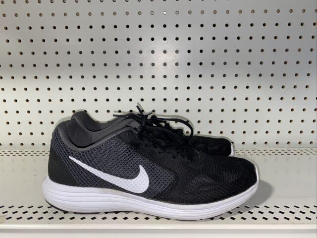 Size 15 Mens Nike Revolution 3 Gray Max